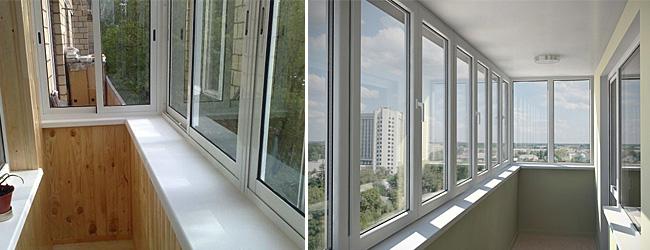 Отделка балконов в Ярославле по доступной цене